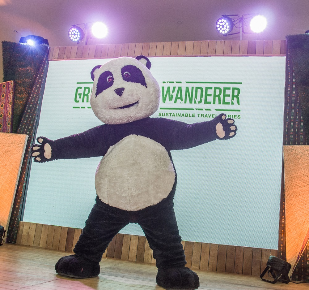 """<h1>Green Wanderer Travel Fair</h1> <p>The first of its kind! A brainchild of the WWF-Philippines</p> <p style=""""text-align: right;""""><a href=""""https://wwf.org.ph/resource-center/story-archives/green-wanderer-sustainable-travel-fair-2017/"""">Read More ></a></p>"""