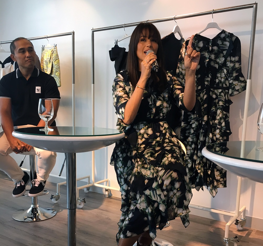 "<h1>Iza Calzado Panelist for H&M Conscious Collection Launch</h1> <p>Discourse on environmental consciousness and action</p> <p style=""text-align: right;""><a href=""https://wwf.org.ph/resource-center/story-archives/iza-calzado-panelist-hm-launch/"">Read More ></a></p>"