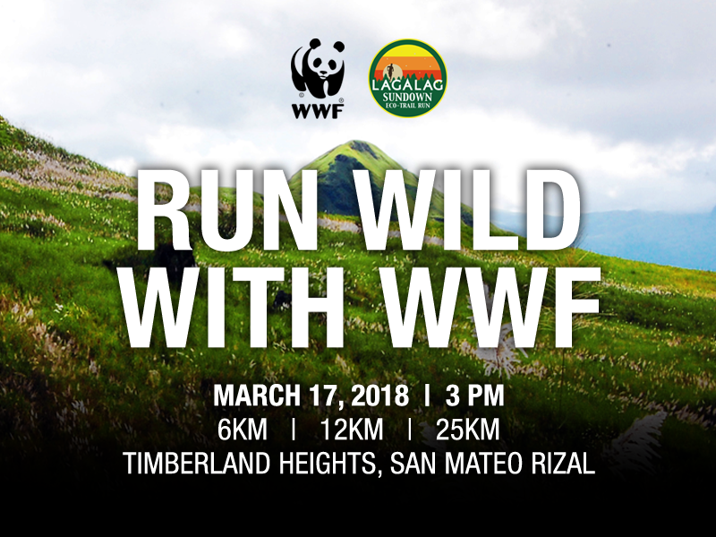 Lagalag Run Wild With WWF Banner Ad (Mobile)