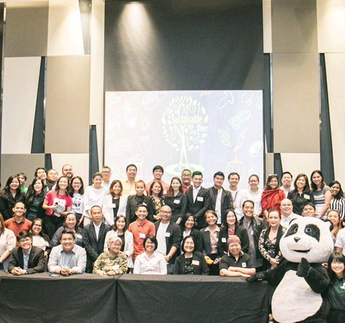 """<h1>The Sustainable Diner Launch</h1> <p>WWF-Philippines launched this pioneer project on sustainable consumption </p> <p style=""""text-align: right;""""><a href=""""/what-we-do/food/thesustainablediner/project-launch/"""">Read More ></a></p>"""