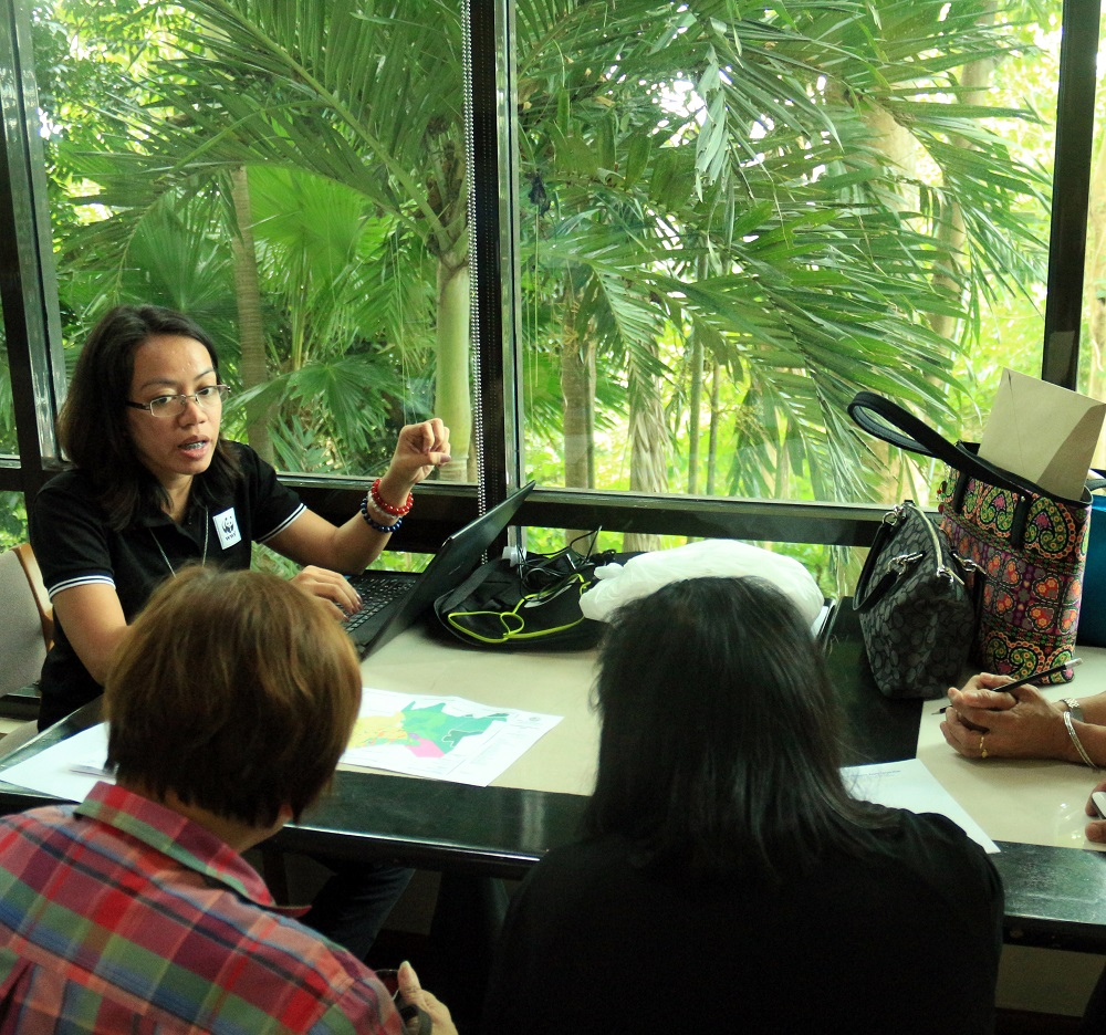 """<h1>Water Sustainability Plan Workshop</h1> <p>WWF-Philippines held a land use harmonization workshop at the</p> <p style=""""text-align: right;""""><a href=""""https://wwf.org.ph/what-we-do/water/morong-teresa-watershed/sustainability-plan-workshop-for-morong-watershed/"""">Read More ></a></p>"""